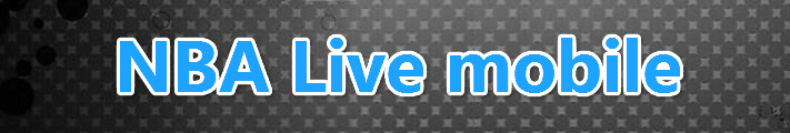 NBA Live mobile RMT